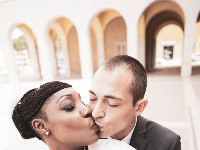 Il matrimonio di Daniele e Elodie a Pomezia, Roma 53