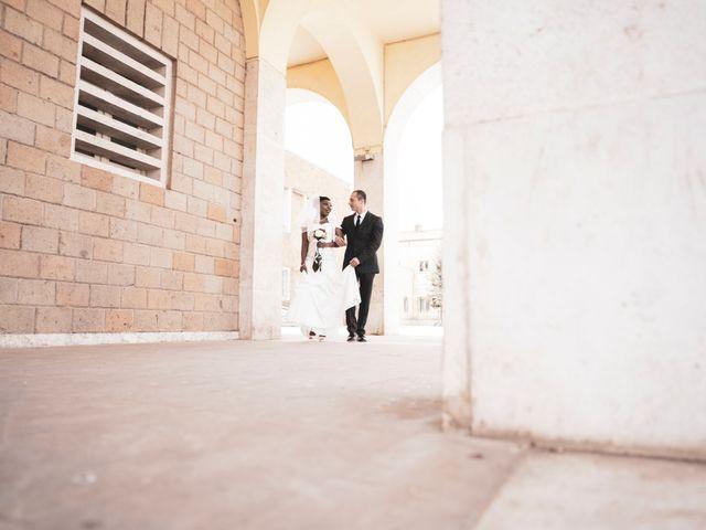 Il matrimonio di Daniele e Elodie a Pomezia, Roma 54