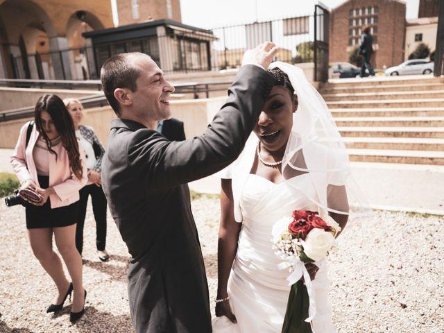 Il matrimonio di Daniele e Elodie a Pomezia, Roma 58