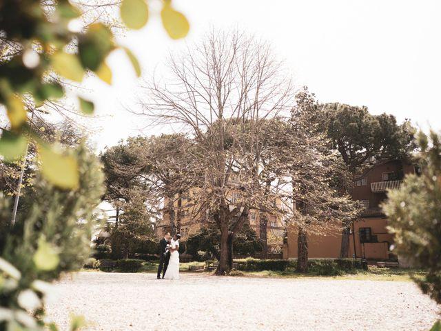 Il matrimonio di Daniele e Elodie a Pomezia, Roma 59