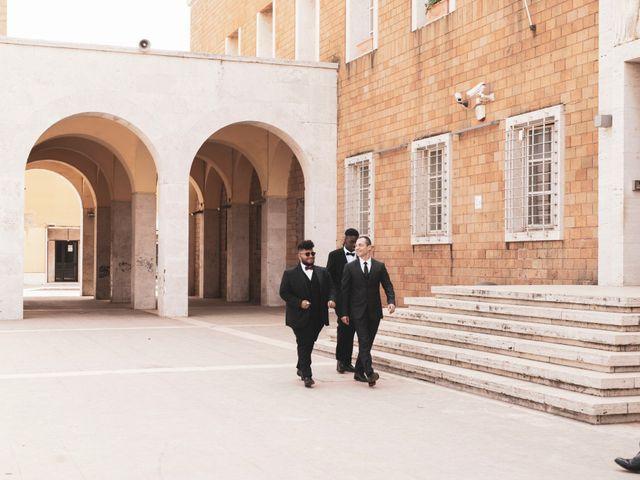 Il matrimonio di Daniele e Elodie a Pomezia, Roma 62