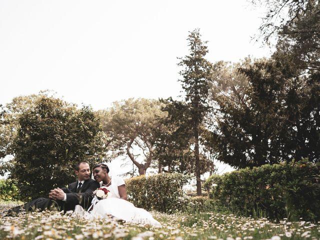 Il matrimonio di Daniele e Elodie a Pomezia, Roma 66