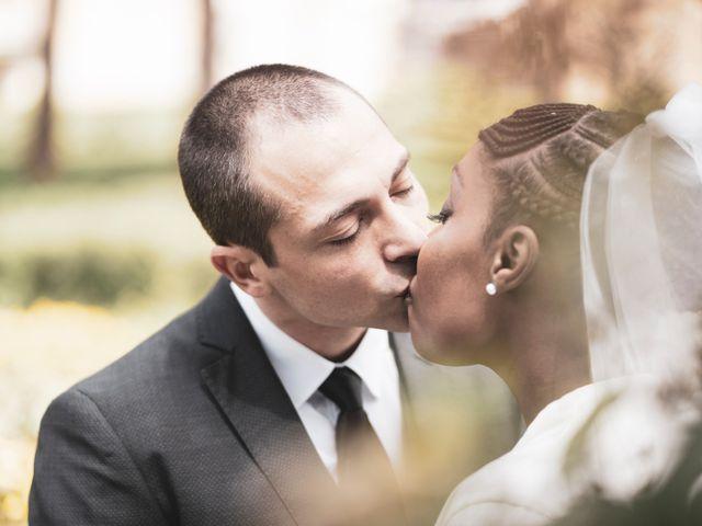 Il matrimonio di Daniele e Elodie a Pomezia, Roma 68