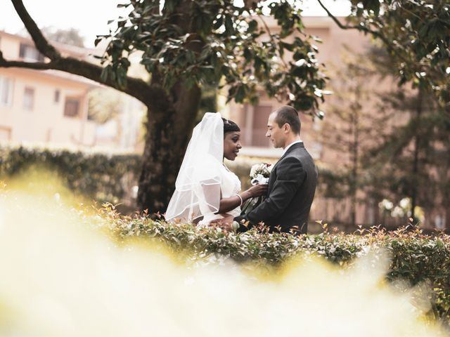 Il matrimonio di Daniele e Elodie a Pomezia, Roma 70