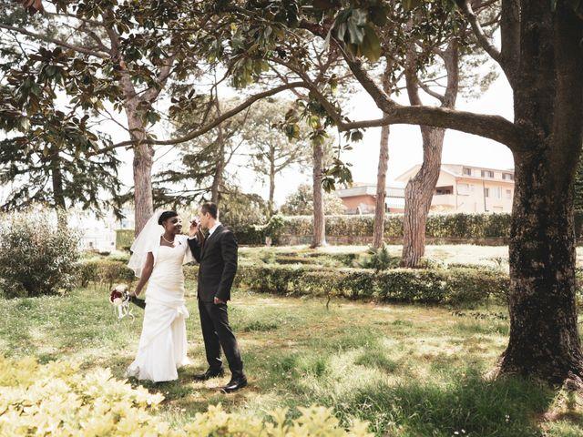 Il matrimonio di Daniele e Elodie a Pomezia, Roma 71