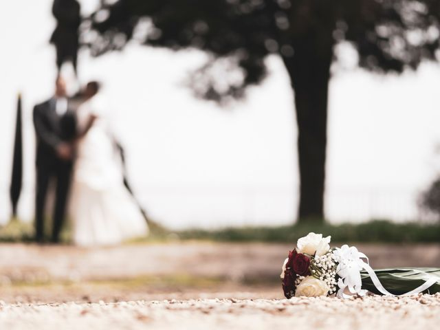 Il matrimonio di Daniele e Elodie a Pomezia, Roma 74