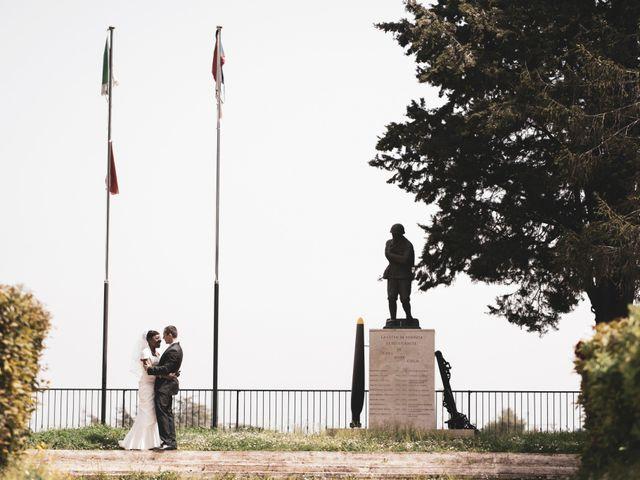 Il matrimonio di Daniele e Elodie a Pomezia, Roma 75