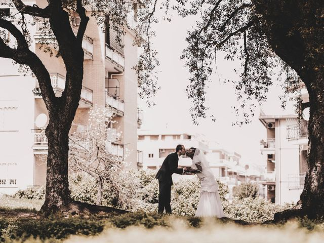 Il matrimonio di Daniele e Elodie a Pomezia, Roma 78