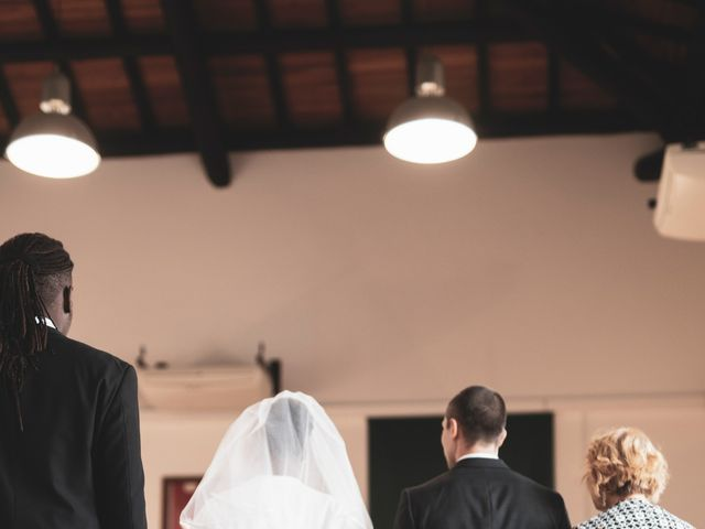 Il matrimonio di Daniele e Elodie a Pomezia, Roma 79