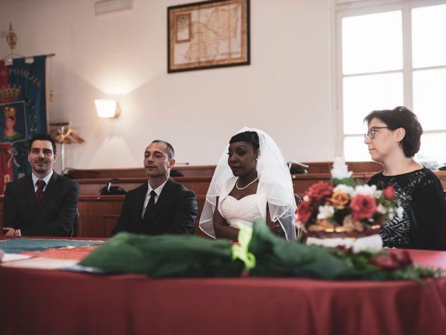 Il matrimonio di Daniele e Elodie a Pomezia, Roma 83