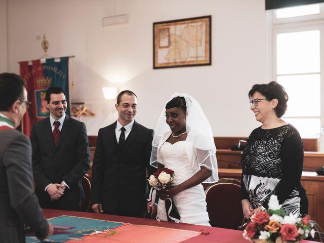 Il matrimonio di Daniele e Elodie a Pomezia, Roma 84