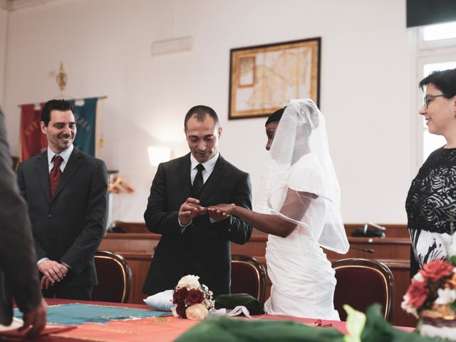 Il matrimonio di Daniele e Elodie a Pomezia, Roma 85