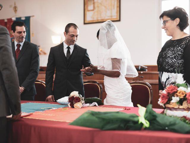 Il matrimonio di Daniele e Elodie a Pomezia, Roma 86