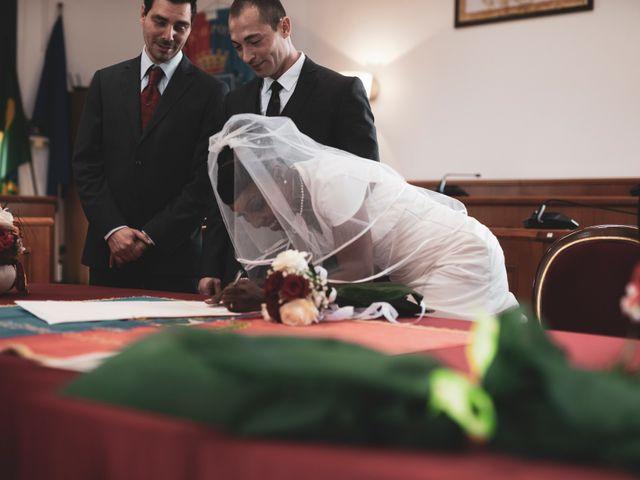 Il matrimonio di Daniele e Elodie a Pomezia, Roma 87