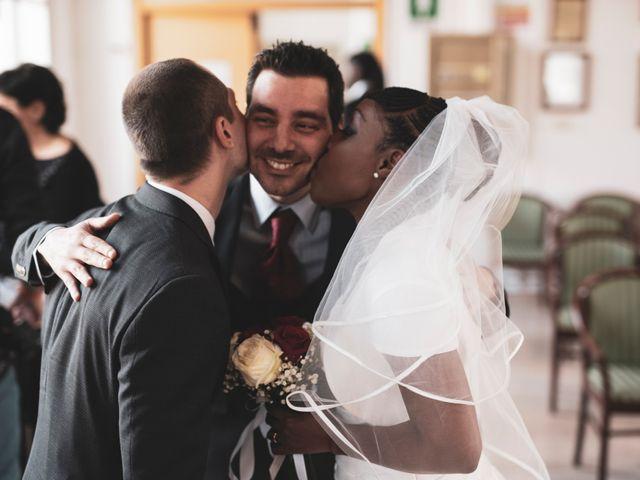 Il matrimonio di Daniele e Elodie a Pomezia, Roma 92