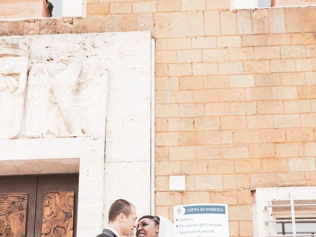 Il matrimonio di Daniele e Elodie a Pomezia, Roma 96