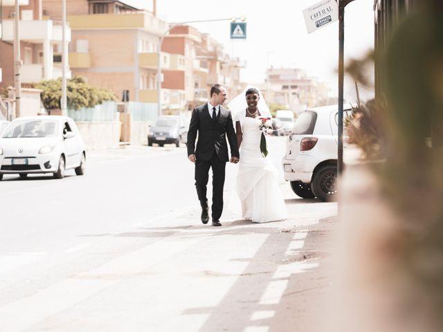 Il matrimonio di Daniele e Elodie a Pomezia, Roma 98