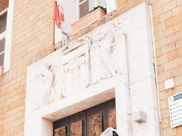 Il matrimonio di Daniele e Elodie a Pomezia, Roma 99