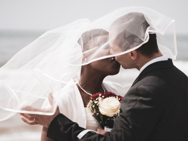 Le nozze di Elodie e Daniele