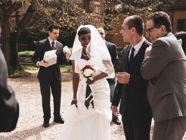 Il matrimonio di Daniele e Elodie a Pomezia, Roma 110