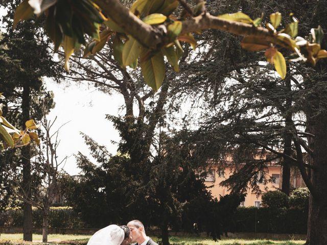Il matrimonio di Daniele e Elodie a Pomezia, Roma 111