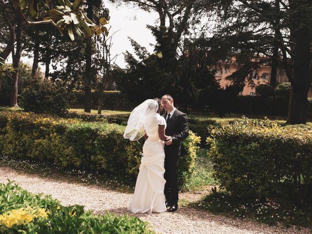 Il matrimonio di Daniele e Elodie a Pomezia, Roma 112