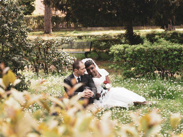 Il matrimonio di Daniele e Elodie a Pomezia, Roma 119