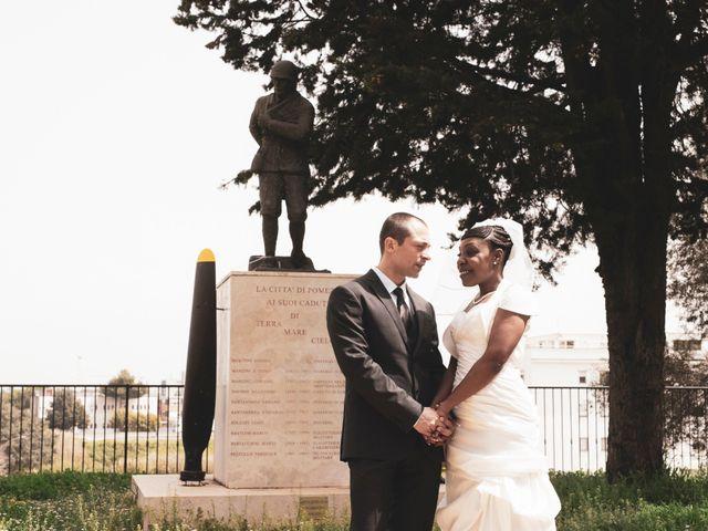 Il matrimonio di Daniele e Elodie a Pomezia, Roma 125