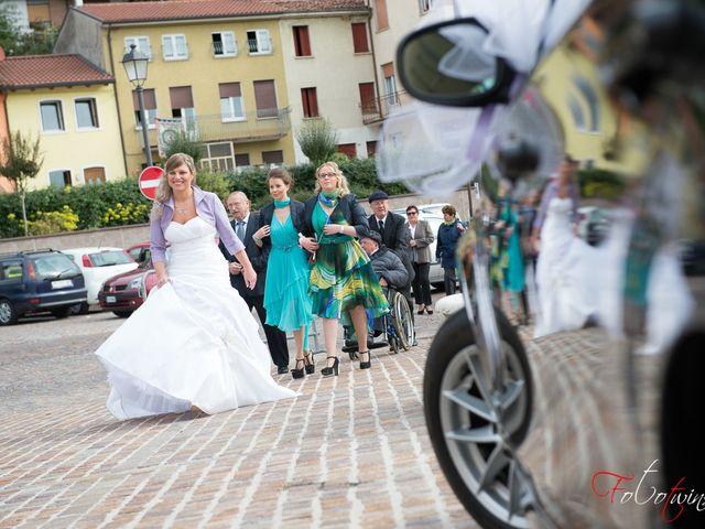 Il matrimonio di Luca e Maristella a Cogollo del Cengio, Vicenza 2