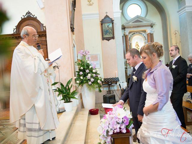 Il matrimonio di Luca e Maristella a Cogollo del Cengio, Vicenza 4