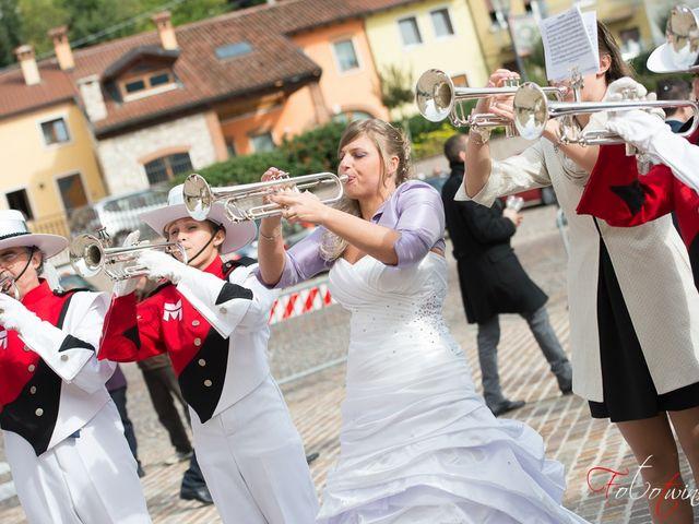 Il matrimonio di Luca e Maristella a Cogollo del Cengio, Vicenza 5