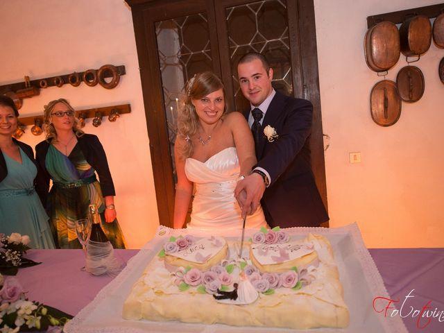 Il matrimonio di Luca e Maristella a Cogollo del Cengio, Vicenza 11