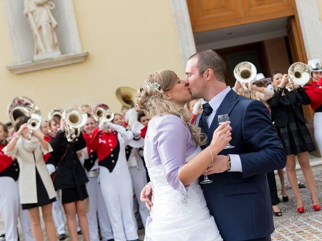 Il matrimonio di Luca e Maristella a Cogollo del Cengio, Vicenza 16