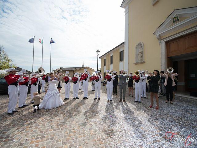 Il matrimonio di Luca e Maristella a Cogollo del Cengio, Vicenza 18