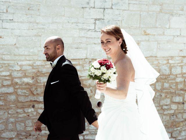 Le nozze di Maria Grazia e Francesco Paolo