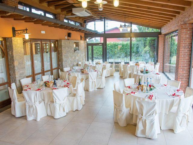 Il matrimonio di Alessio e Laura a Albano Sant'Alessandro, Bergamo 22
