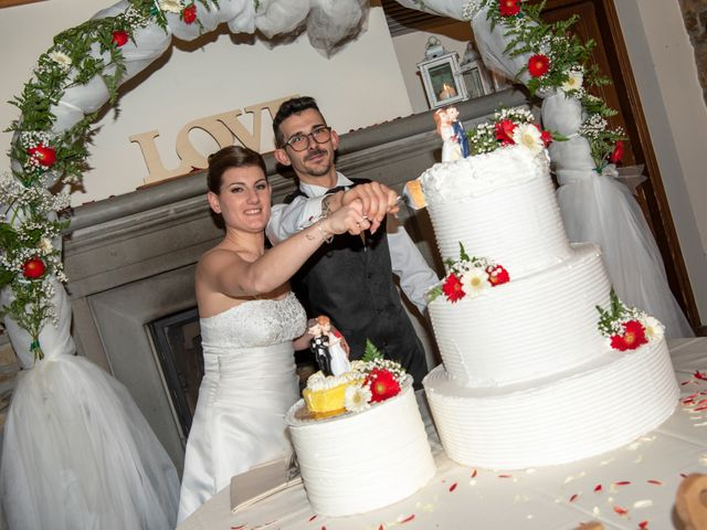 Il matrimonio di Alessio e Laura a Albano Sant'Alessandro, Bergamo 30