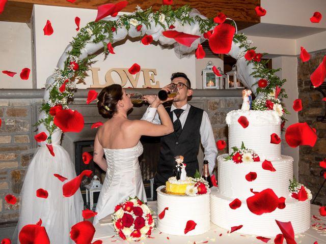 Il matrimonio di Alessio e Laura a Albano Sant'Alessandro, Bergamo 31