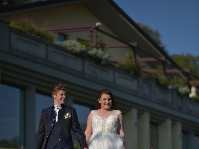 Il matrimonio di Alessandra e Arianna a Nembro, Bergamo 3