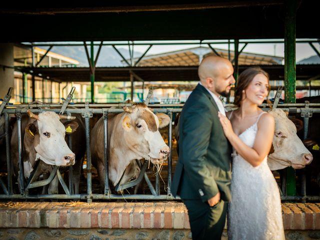 Le nozze di Eric e Lisa