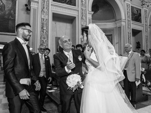 Il matrimonio di Davide e Alessandra a Cesano Boscone, Milano 7