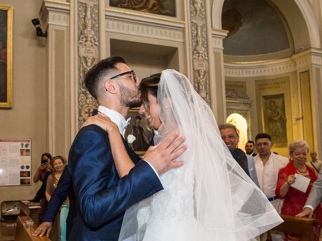 Il matrimonio di Davide e Alessandra a Cesano Boscone, Milano 8