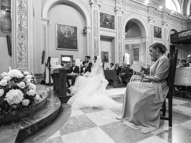Il matrimonio di Davide e Alessandra a Cesano Boscone, Milano 9