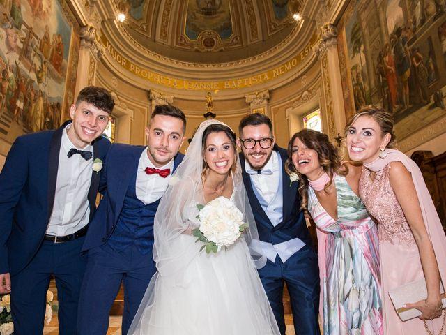 Il matrimonio di Davide e Alessandra a Cesano Boscone, Milano 10