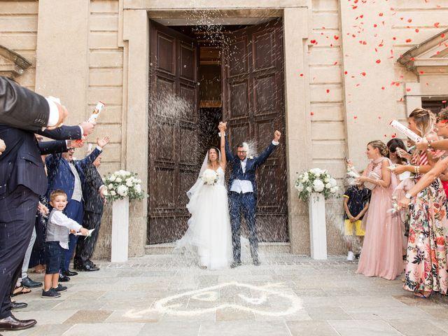 Il matrimonio di Davide e Alessandra a Cesano Boscone, Milano 11