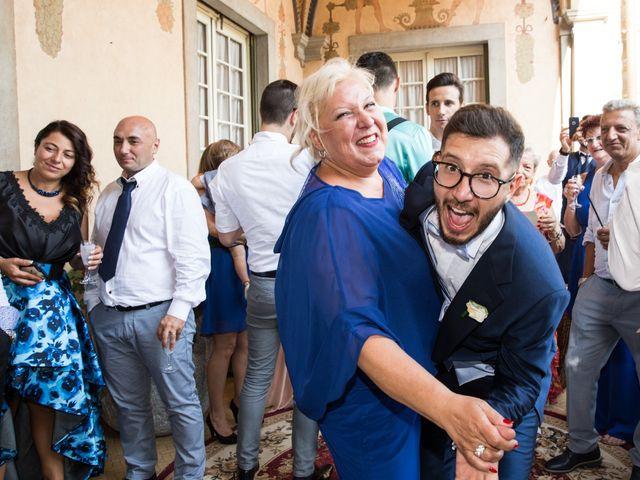 Il matrimonio di Davide e Alessandra a Cesano Boscone, Milano 16