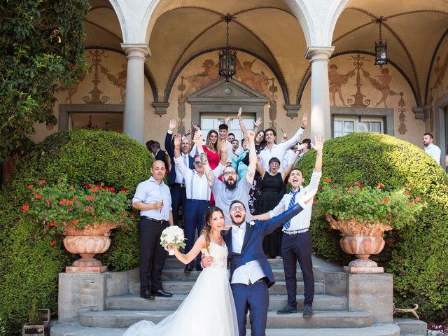 Il matrimonio di Davide e Alessandra a Cesano Boscone, Milano 17