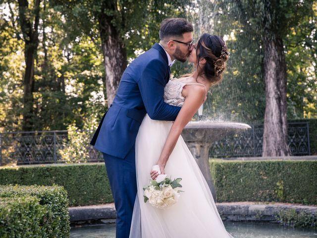 Il matrimonio di Davide e Alessandra a Cesano Boscone, Milano 19