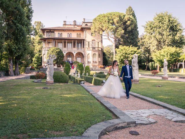 Il matrimonio di Davide e Alessandra a Cesano Boscone, Milano 20