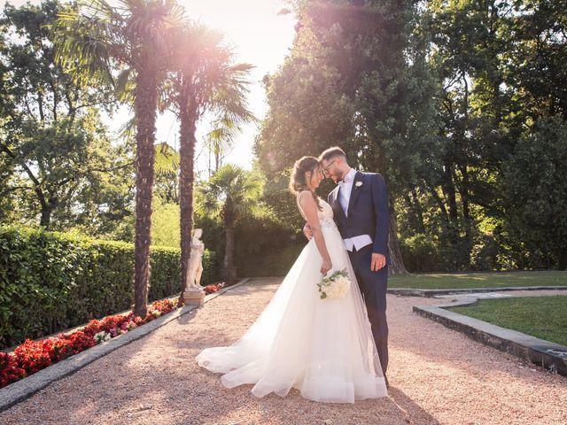Il matrimonio di Davide e Alessandra a Cesano Boscone, Milano 1